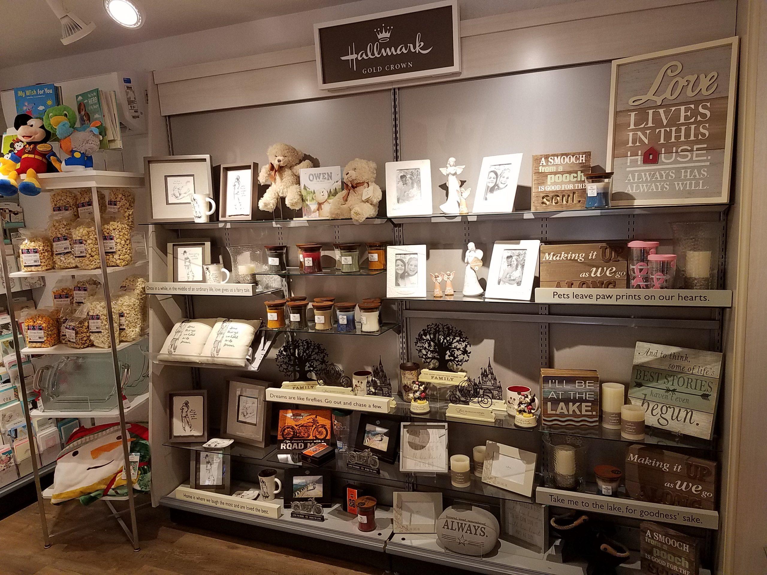 Hallmark Store, Kearney | Porters Building Centers